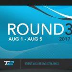 張本智和選手出場のT2APAC ROUND3 間もなく開始 2017年8月2-5日(水谷対張本:あります)