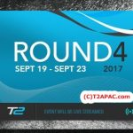張本智和選手:出場予定試合 T2APAC ROUND4 2017年9月19日から23日