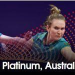 ITTFワールドツアープラチナ・オーストラリアオープン 2018年7月26日から29日まで 東京オリンピック卓球金メダルを目指す張本智和選手出場試合