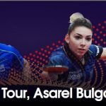 ITTFワールドツアー・ブルガリアオープン 2018年8月16日から19日まで 東京オリンピック卓球金メダルを目指す張本智和選手出場試合