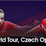 ITTFワールドツアープラチナ・チェコオープン 2018年8月21日から26日まで 東京オリンピック卓球金メダルを目指す張本智和選手出場試合