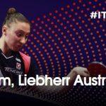 ITTFワールドツアープラチナ・オーストリアオープン 2018年11月6日から11日まで 東京オリンピック卓球金メダルを目指す張本智和選手出場試合